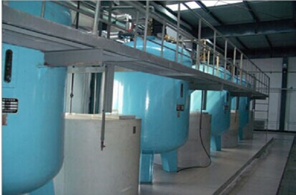 鍋爐軟化水設備特點