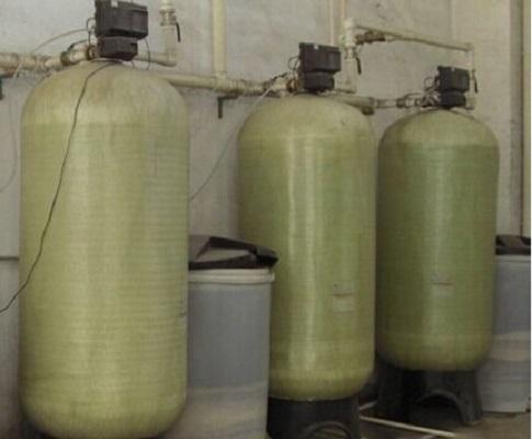 地下水處理鍋爐軟化水設備