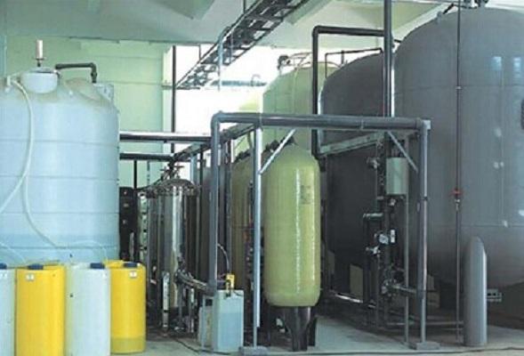 軟化除垢設備工作程序及其他指標