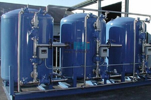 電廠軟化水設備