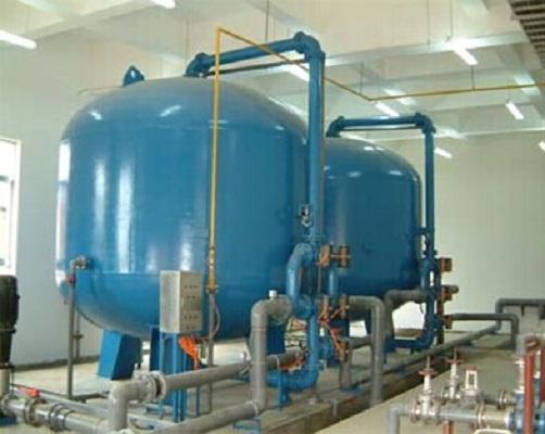 工業鍋爐軟化水設備的應用與特點