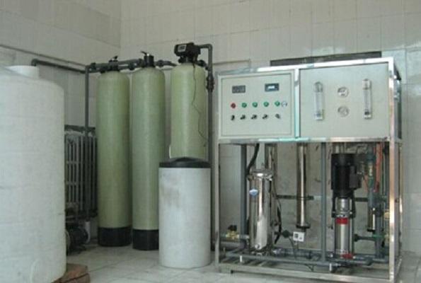 中科軟水鍋爐補給水的水處理方案