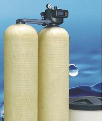 軟化水設備簡化設計思路