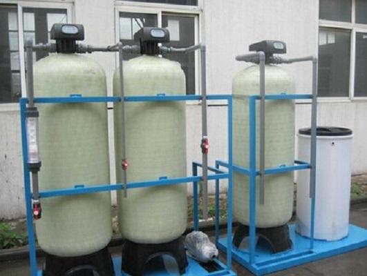 中科軟化水設備優勢