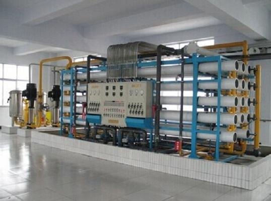 軟化水設備-工業超純水設備
