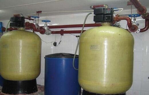 大同鍋爐軟化水設備