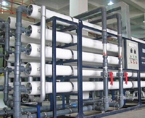 軟化水設備組合類型