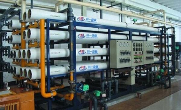 軟化水設備配置選擇