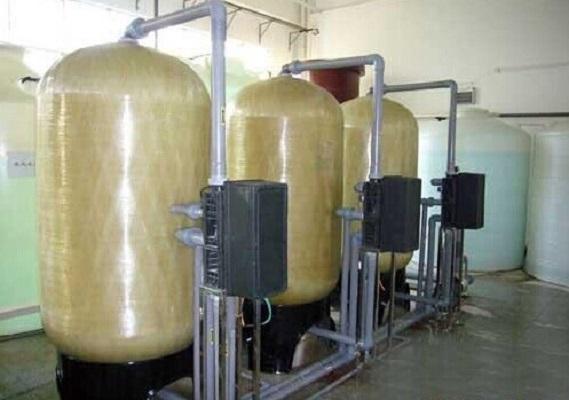 鍋爐軟化水設備產品結構