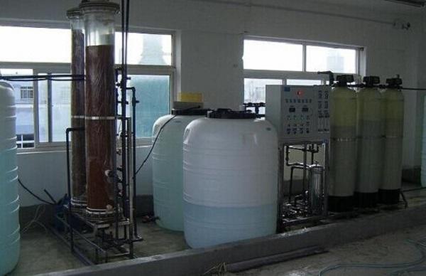 山西鍋爐軟化水設備型號