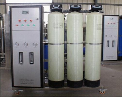 銀川軟化水設備