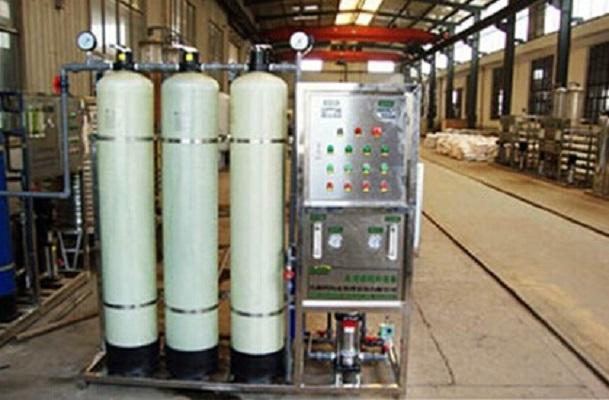海南軟化水設備型號