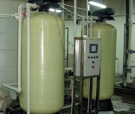別墅用軟化水設備