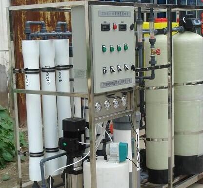 許昌軟化水設備