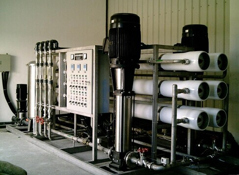 威海軟化水設備