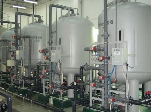 洛陽軟化水設備