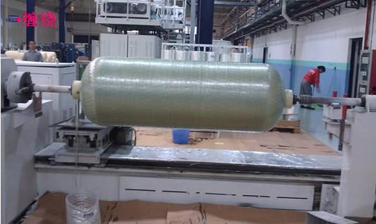 軟化水專用玻璃鋼罐體