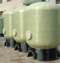 软化水设备专用玻璃钢罐体