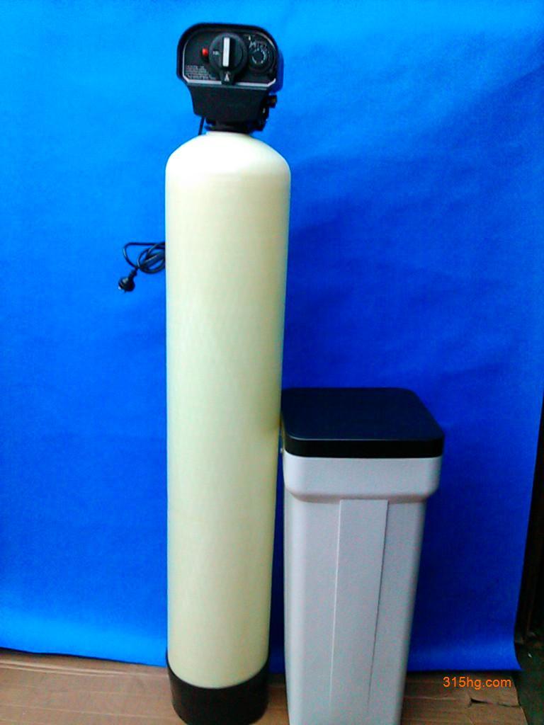 1吨单阀单罐软化水设备