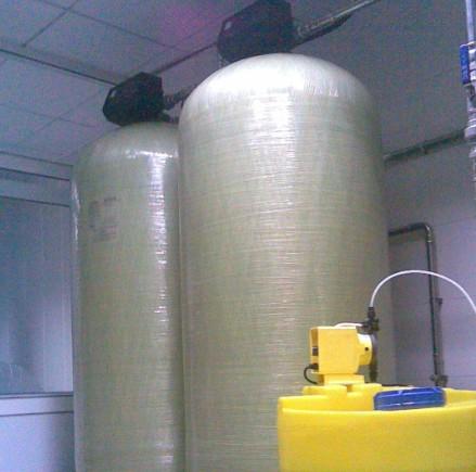 15噸雙閥雙罐軟化水設備