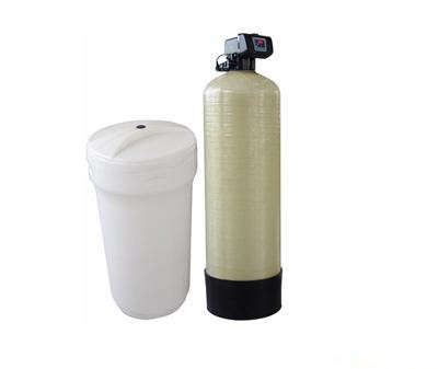 6吨单阀单罐软化水设备