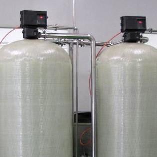 20噸雙閥雙罐軟化水設備