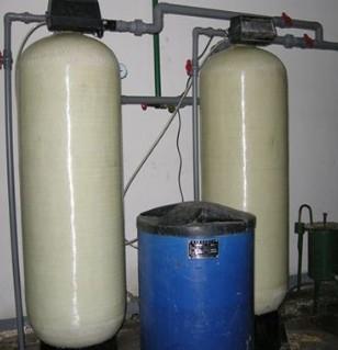 10噸雙閥雙罐軟化水設備