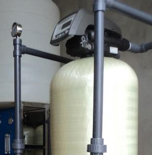 10噸單閥單罐軟化水設備