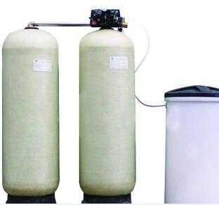 8噸單閥單罐軟化水設備