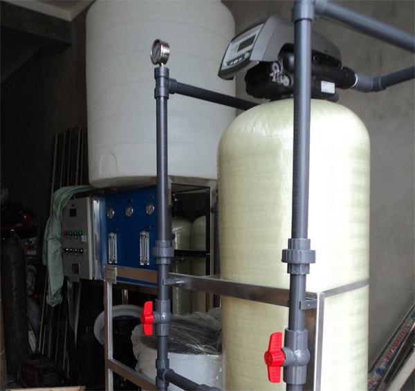 5噸軟化水設備
