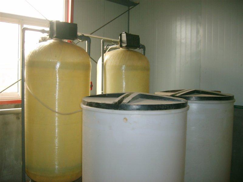15噸軟化水設備