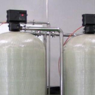 30噸雙閥雙罐軟化水設備