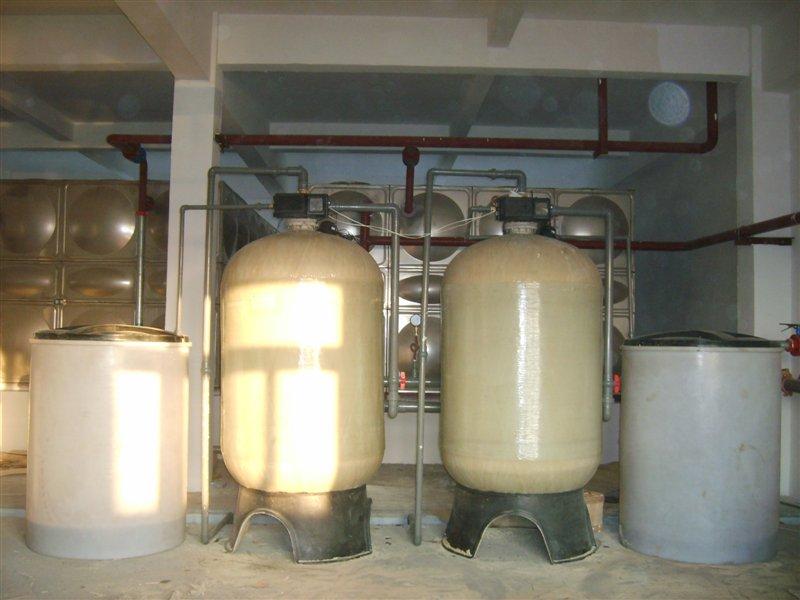 45噸軟化水設備