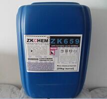 ZK659热电厂专用缓蚀阻垢剂
